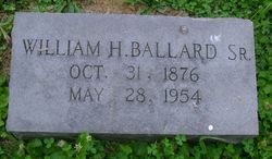 William H. Ballard, Sr