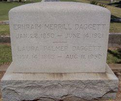 Ephraim Merrill (Bud) Daggett