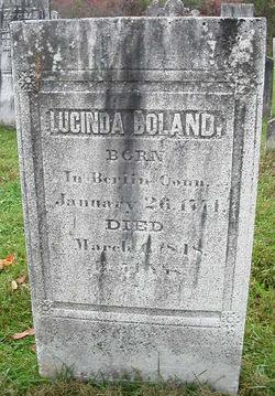 Lucinda <i>Norton</i> Boland