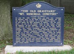Mount Memorial Cemetery