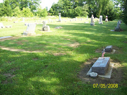 Gar  Creek Union Cemetery