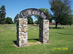Find-A-Grave Leo Memorial Cemetery photo