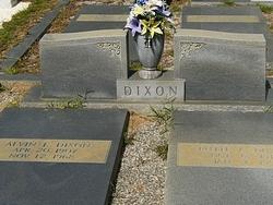 Alvin Eugene Dixon