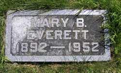 Mary B. <i>Bland</i> Everett