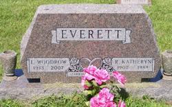 Leslie Woodrow Woody Everett