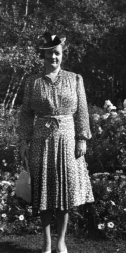 Doris May <i>Sibley</i> Wheaton