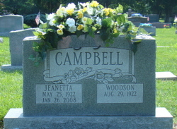 Jeanetta <i>Roberson</i> Campbell