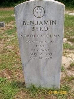 Benjamin Byrd