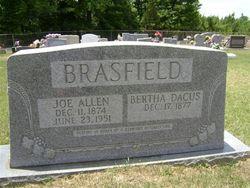 Bertha <i>Dacus</i> Brasfield