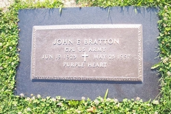 John Edward Bratton