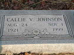 Callie V. Johnson