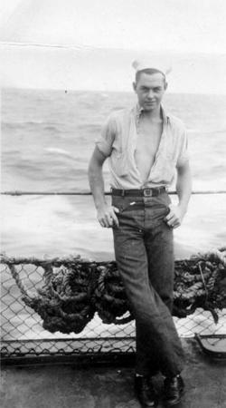 Gordon Harry Bud Evans
