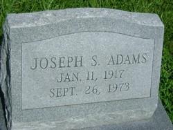 Joseph S Adams