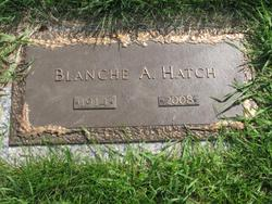 Blanche A. Hatch
