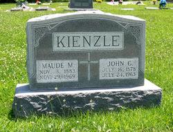 Maude Mary <i>Osborne</i> Kienzle