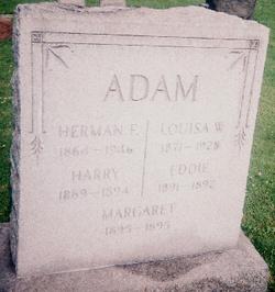 Harry Adam