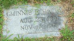 Minnie Hazel <i>Herbert</i> Hattan