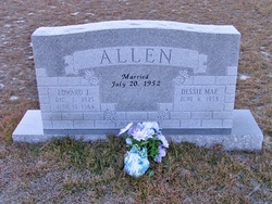 Dessie Mae <i>Melton</i> Allen
