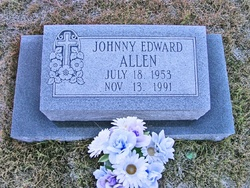 Johnny Edward Allen