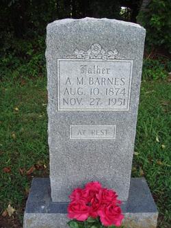 Albert Mansfield Barnes