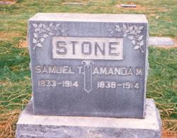 Amanda Malvina <i>Deaver</i> Stone