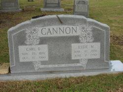 Essie M. Cannon
