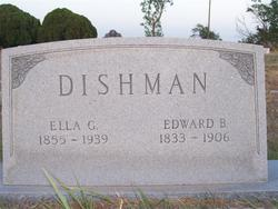 Ella Georgia <i>Tarpley</i> Dishman