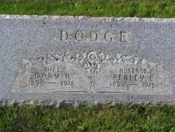 Mary Ann <i>Greenier</i> Dodge