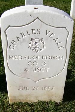 Charles Veale