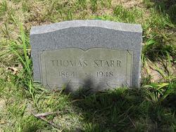 Thomas Starr