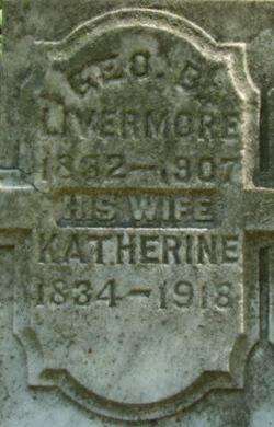 Katherine Livermore