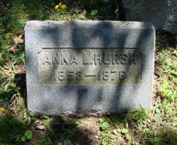 Anna <i>Livermore</i> Hursh