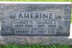 Harriet Catherine <i>Beard</i> Amerine