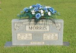 Alvin G. A. G. Morris