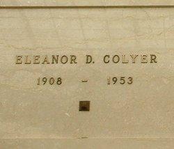 Eleanor R. <i>Dingee</i> Colyer