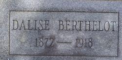 Sisolize Dalise <i>Gregoire</i> Berthelot