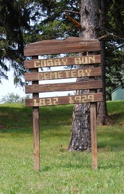 Curry Run Cemetery