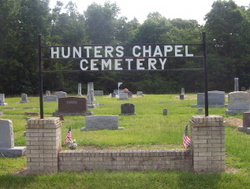 Hunters Chapel Cemetery