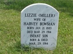 Elizabeth J. <i>Miller</i> Bowman