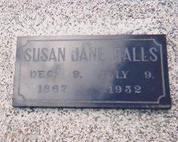 Susan Jane <i>Humphreys</i> Ralls
