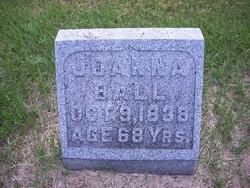 Joanna <i>Caldwell</i> Ball