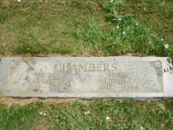Margaret Elizabeth <i>Pollack</i> Chambers