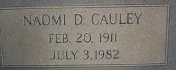 Emma Naomi <i>Davidson</i> Cauley