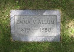 Emma Viola <i>Reed</i> Allum