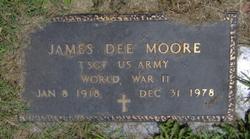 James D Moore