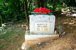 Marvin Wayne Dillard