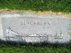 Alice <i>Dissmore</i> Blackburn