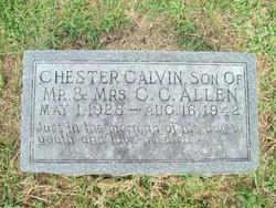 Chester Calvin Allen