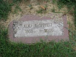 Alma E. Oppfelt