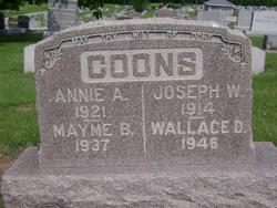 Joseph Wallace Coons